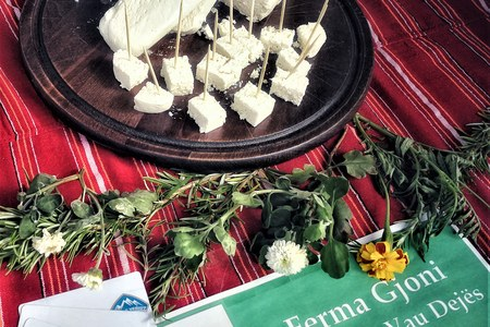 "The ""Taste of the North"" : a brand to promote the mountain territories of  Northern Albania"