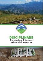 "Published ""Shija e Veriut"" branded mountain sheep-goat cheese production Disciplinary"
