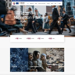 SDGs and Migration Tool