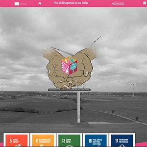 The 2030 Agenda in our cities WEB DOC
