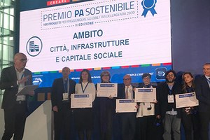 Emilia-Romagna Region wins with Shaping Fair Cities the sustainable PA Award