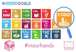 Online the call for proposals to communicate the Sustainable Development Goals of 2030 Agenda