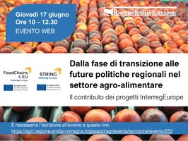 String - FoodChains4Eu projects and their contribution to regional agricultural politics