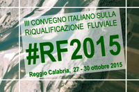 LIFE RII at third Italian conference on River Restoration