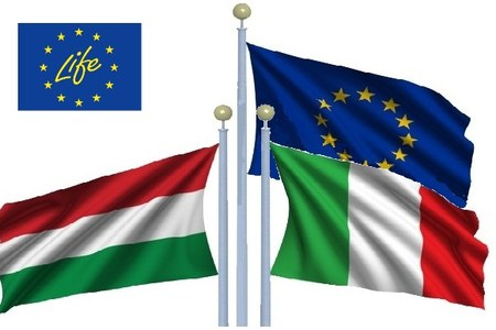 Hungary visits Italian LIFE projects