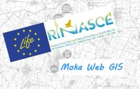 Moka LIFE RINASCE: the cartography in a click