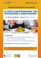 Online workshop about Mediterranean Diet