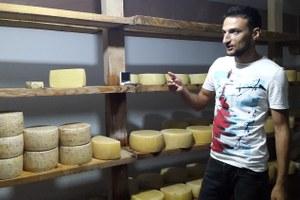 Albania del nord: se il formaggio di capra diventa DOP