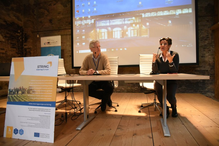 Staff exchange in Emilia-Romagna