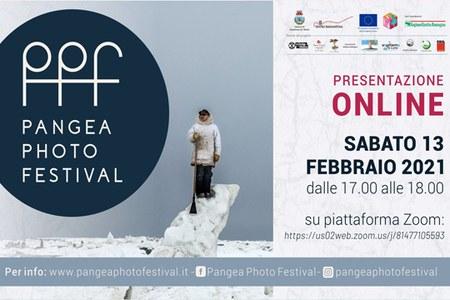 Inaugurazione Online Pangea Photo Festival