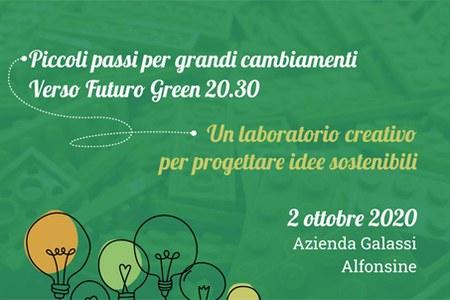 Un laboratorio creativo per progettare idee sostenibili