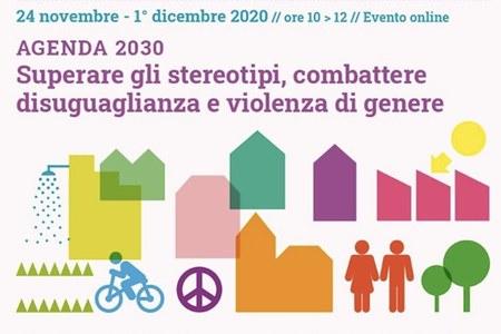 Agenda 2030.  Superare gli stereotipi, combattere disuguaglianza e violenza di genere