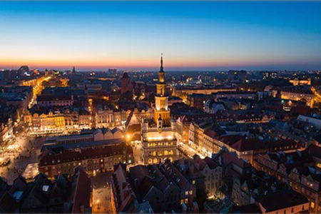 Meeting di coordinamento a Poznan