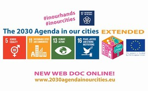 """Shaping Fair Cities, il nuovo WEB DOC """"L'Agenda 2030 nelle nostre città"""""""