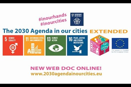 Web Doc itinerante: The 2030 Agenda in our cities