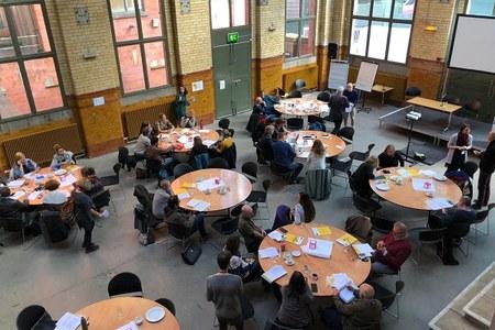 Feeding Regions: Turning Plans into Action