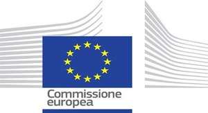 Logo UE commissione