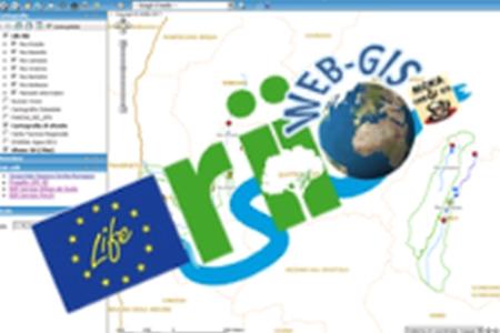 Cartografia interattiva LIFE RII