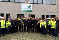 Il Consorzio inaugura un nuovo centro operativo