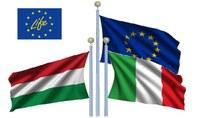 L'Ungheria fa visita ai progetti LIFE italiani