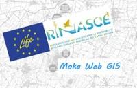 Moka LIFE RINASCE: la cartografia in un click