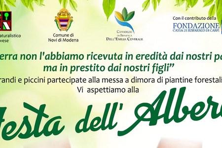 Canali e valore naturalistico: una nuova iniziativa a Novi di Modena