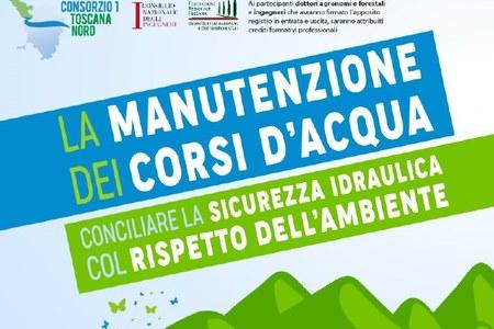 Sicurezza idraulica e tutela dell'ambiente: un convegno a Viareggio (LU)