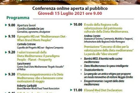La Dieta Mediterranea - Un'opportunità per le imprese e il territorio