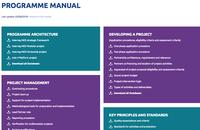 Pubblicato il nuovo Manuale del Programma