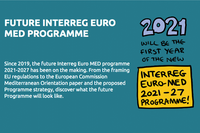 Interreg Euro-Mediterranean 2021-2027