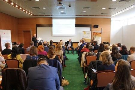 Conferenza finale a Brasov (Romania)